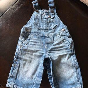 OshKosh B'Gosh Blue Jean Overalls